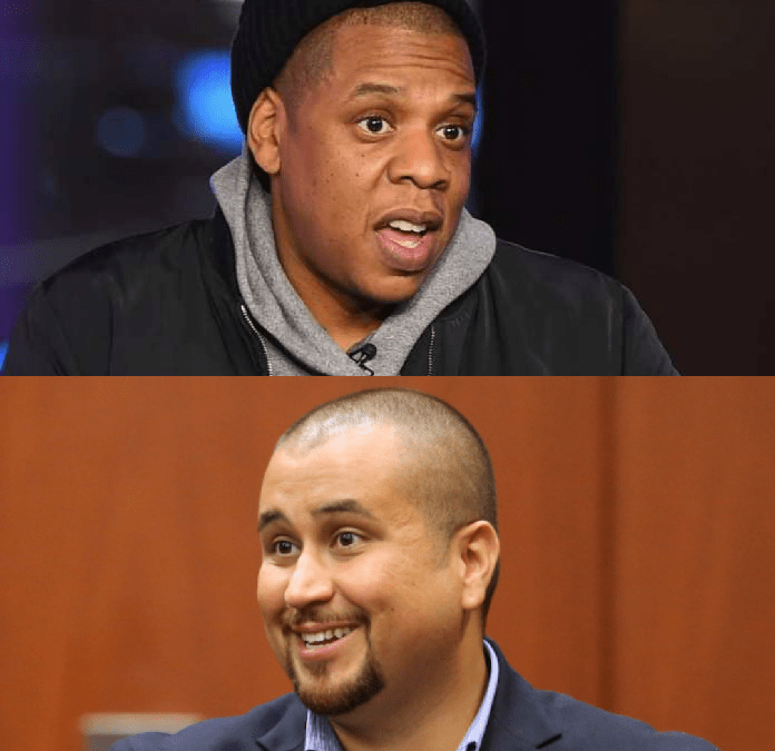George Zimmerman Says He'll Beat Up, Feed Jay-Z to Alligators Over Trayvon Martin Documentary