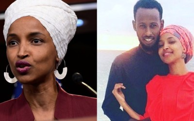Ilhan Omar files for divorce from husband amid affair allegations
