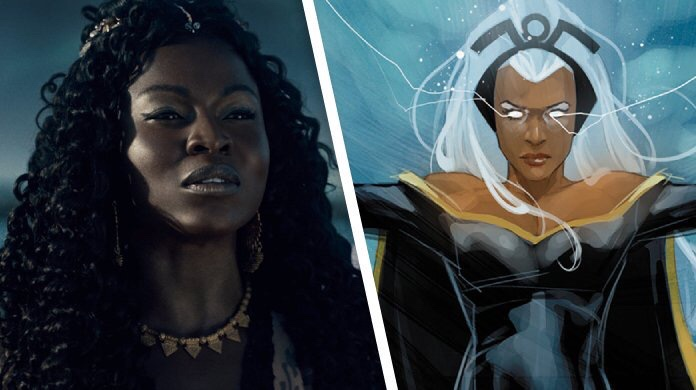 AMERICAN GODS Star YETIDE BADAKI Wants to Play Marvel's STORM