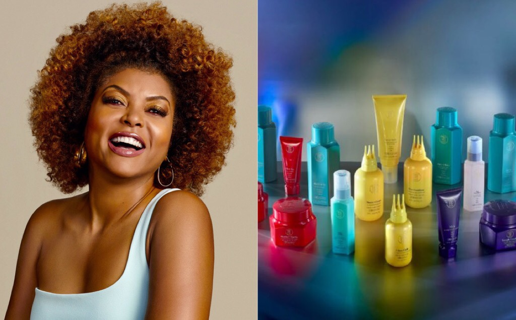 Taraji P Henson Presents Tph A Natural Hair Line Exclusively Sold At Target Stores