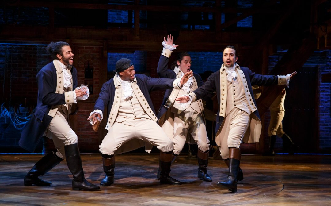 DISNEY TO RELEASE A FILM OF THE TONY AWARD- AND PULITZER PRIZE-WINNING MUSICAL HAMILTON