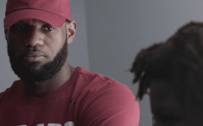 """LeBron James """"I PROMISE"""" Documentary Will Premiere On Quibi"""
