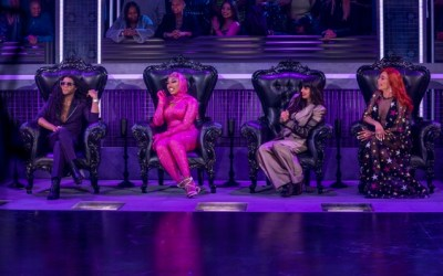 HBO Max's Ballroom Voguing Competition Series Legendary Taps Jameela Jamil to MC and Judge Alongside Breakout Artist, Megan Thee Stallion