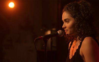 """Brittany O'Grady Of Hit Show Star Dazzles In Apple's Tv Series """"Little Voice"""""""
