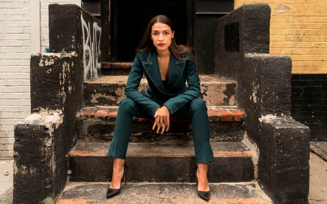 Rep. Ocasio-Cortez Opposes COVID-19 Relief Funding for AirTrain Project