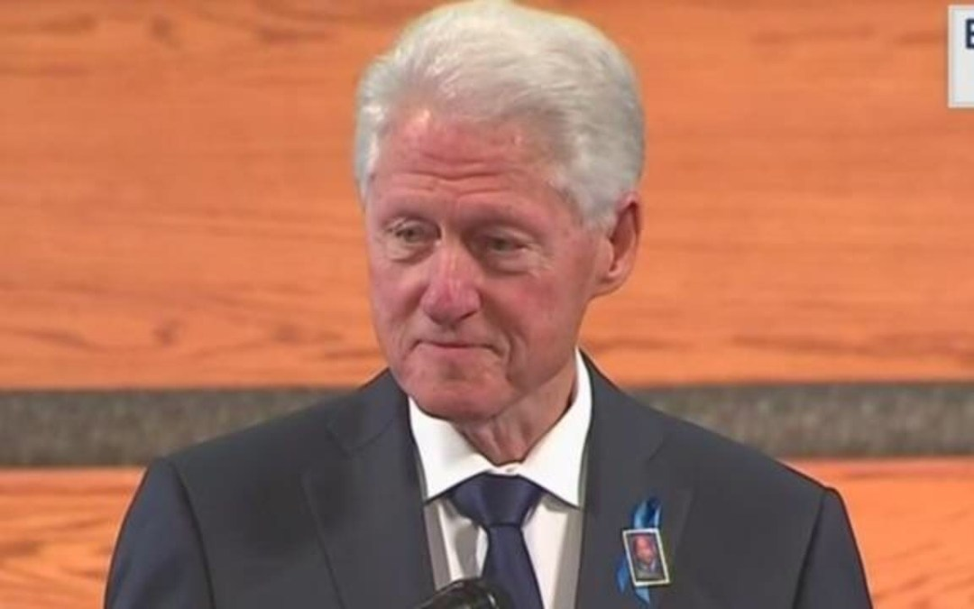 Why #BillClintonIsAPedo is Trending on Twitter?