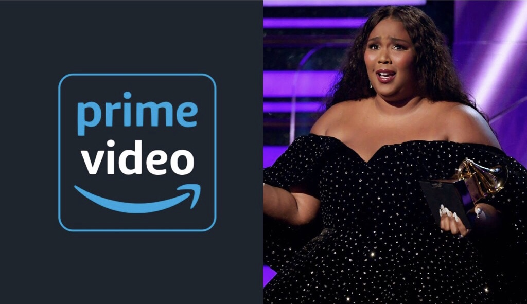 Lizzo Signs Deal With Amazon Studios To Create Exclusive TV Content For Prime Video