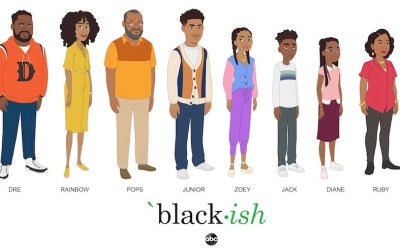 FIRST-EVER FULLY ANIMATED 'BLACK-ISH' EPISODE