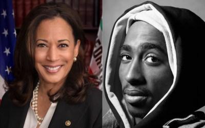 Senator Kamala Harris Says Tupac Is The 'Best Rapper Alive'
