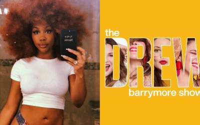 """SZA will perform on """"The Drew Barrymore Show"""" on Thursday, October 1st"""