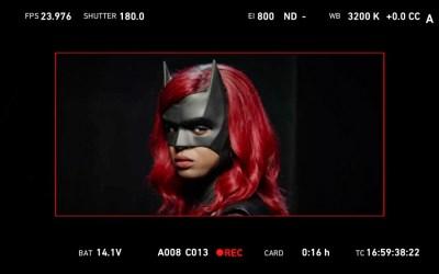 First Look of Javicia Leslie As Batwoman