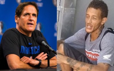 Dallas Mavericks Owner Mark Cuban Provides A Place To Stay For Delonte West and Offers To Pay For His Rehab Treatment