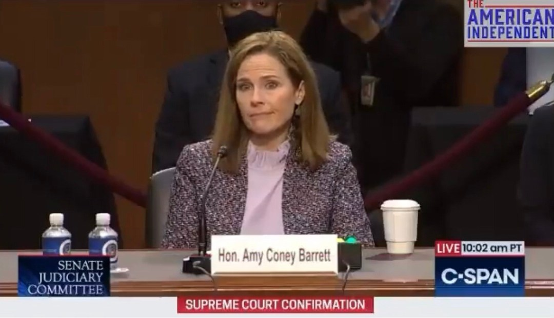 Amy Coney Barrett Couldn't Name All Five Freedoms Guaranteed in First Amendment