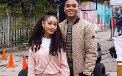 "Lexi Underwood and Chosen Jacobs Will Star in ""SNEAKERELLA""a Disney+ Original Movie"