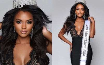 Congratulations to Miss Mississippi, Asya Branch on becoming Miss USA !