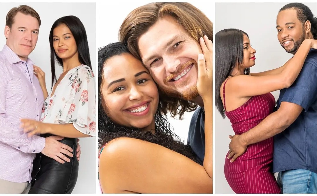 NEW SEASON OF '90 DAY FIANCÉ' Premieres Sunday, December 6 at 8PM ET/PT on TLC