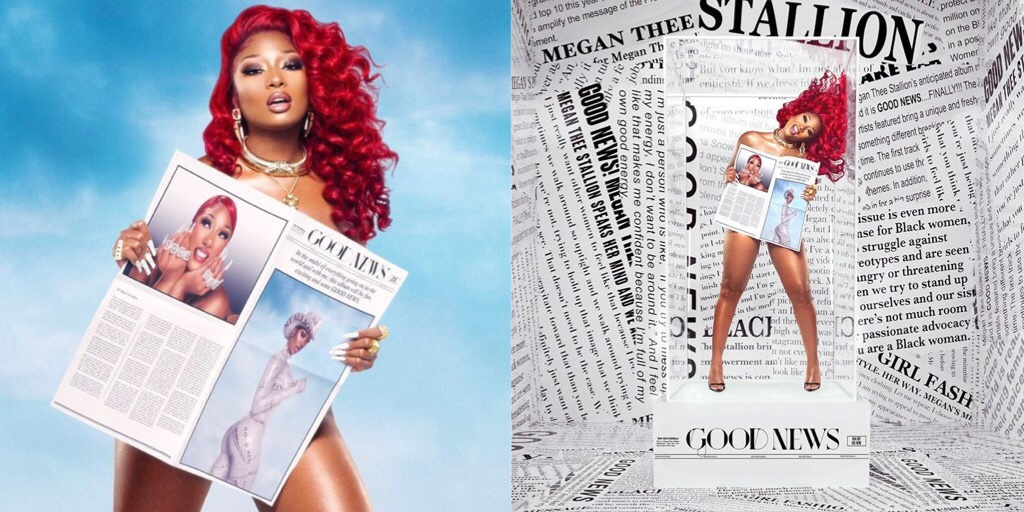 Megan Thee Stallion's Debut Album, 'Good News,' Releases Nov. 20th
