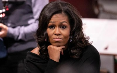 Former First Lady Michelle Obama Calls Out Donald Trump For Refusing To Concede