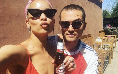 Zoe Kravitz Files For Divorce From Actor Husband Karl Glusman After 18 Months