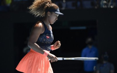 Naomi Osaka Defeats Serena Williams to Reach the Australian Open Final