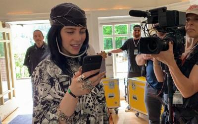 "Apple TV+ Announces ""Billie Eilish: The World's A Little Blurry"" Live Premiere Event On February 25th"