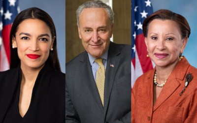 AOC, Schumer & Velázquez Call on FEMA to Make Puerto Rico's Electrical Grid Upgrade Sustainable