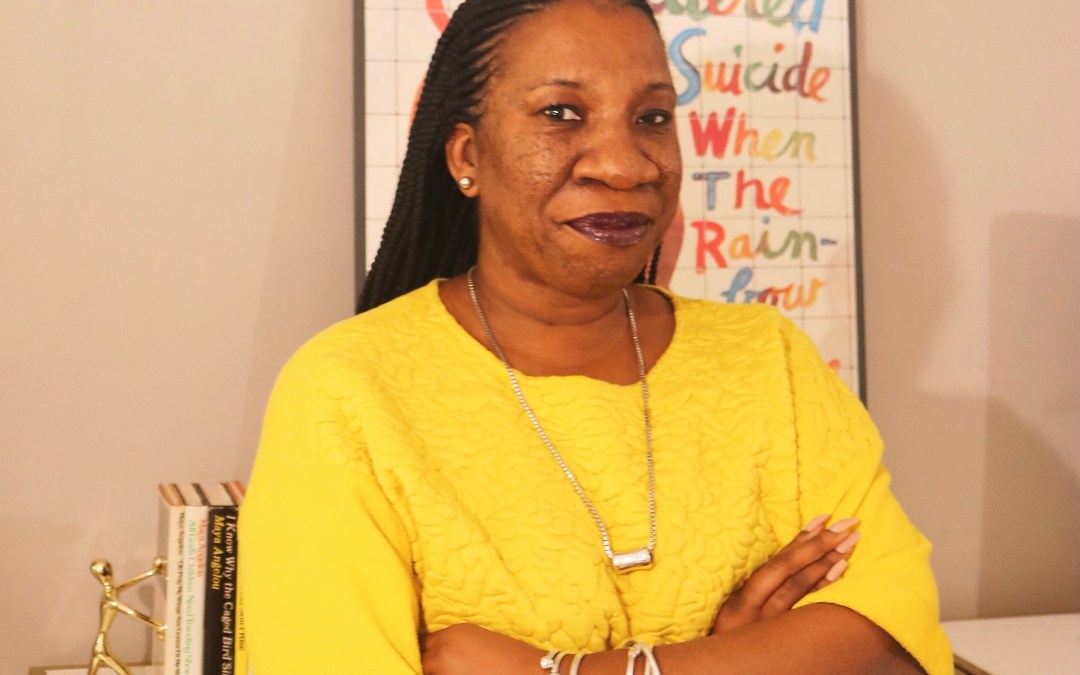 Tarana Burke, Founder of the #MeToo Movement Launches New Initiative Called #WeAsOurselves