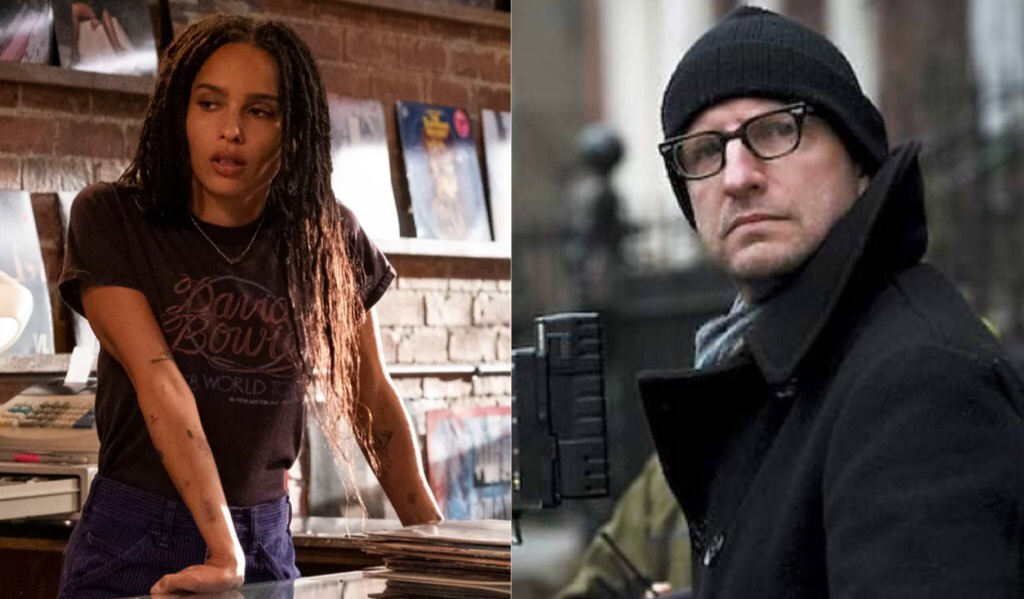 Zoe Kravitz will star in Steven Soderbergh's 'KIMI' a New Line Max Original coming to HBO Max!