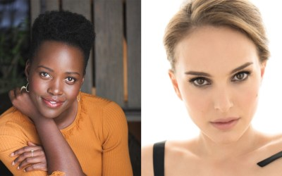 """Apple TV+ lands """"Lady in the Lake,"""" starring Academy Award winners Natalie Portman and Lupita Nyong'o, and co-written and directed by Alma Har'el"""