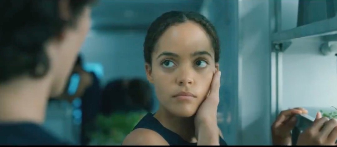 VOYAGERS   Teaser Trailer Featuring Quintessa Swindell, Chante Adams, Lily Rose Depp & More!