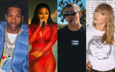 Lil Baby, Megan Thee Stallion, Baby Bunny, and Taylor Swift Set to Perform at 2021 Grammys
