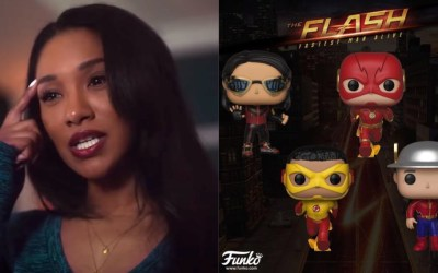 Why Doesn't Candice Patton Have a Funko Pop For Iris West-Allen?