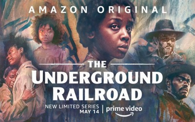 OFFICIAL TRAILER FOR THE UNDERGROUND RAILROAD FROM ACADEMY AWARD WINNER BARRY JENKINS