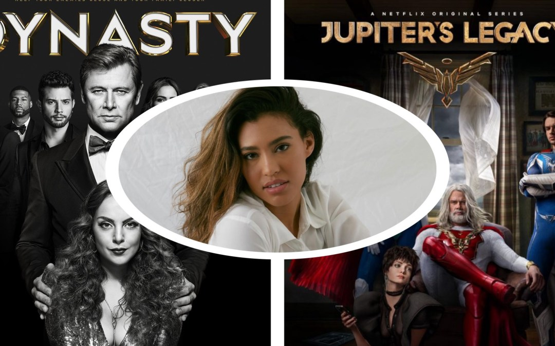 Kara Royster Talks Joining CW's 'Dynasty' and Playing Janna Croft/Ghostbeam in Netflix's Jupiter's Legacy