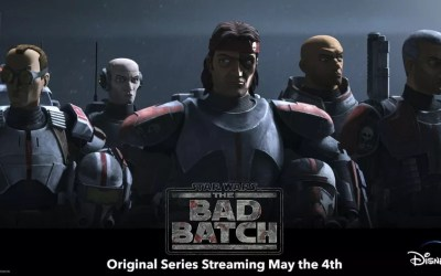 """DISNEY+ CELEBRATES MAY THE 4TH WITH """"STAR WARS: THE BAD BATCH"""" SERIES PREMIERE"""