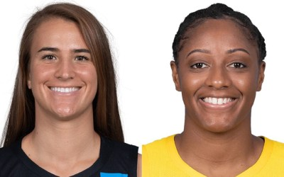 NBA TV to Tip Off WNBA's 25th Season with New York Liberty & Sabrina Ionescu Hosting the Indiana Fever & Kelsey Mitchell on Friday, May 14, at 7 p.m. ET