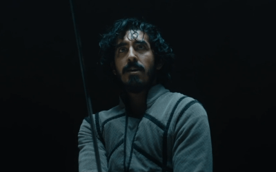 Watch the New Trailer for THE GREEN KNIGHT Starring Dev Patel