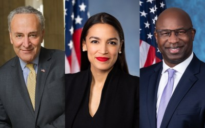 SCHUMER, AOC & BOWMAN TO RESPOND TO RISE IN SHOOTINGS