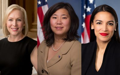 GILLIBRAND, MENG, AOC TO PUSH FOR FEDERAL FUNDING TO FIGHT MATERNAL MORTALITY AT ELMHURST HOSPITAL