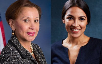 Nydia M. Velázquez and AOC on DOJ's Defense of Law Denying Social Security to Puerto Ricans