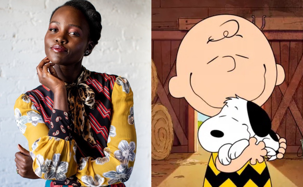 """Lupita Nyong'o Will Narrate Apple's """"Who Are You, Charlie Brown?"""" Documentary"""