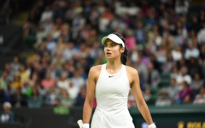 Sports stars and fans show their support for Emma Raducanu following her Wimbledon withdrawal