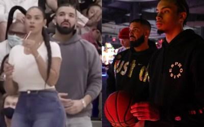 Did Drake Take Amari Bailey Mom on a Date to Dodger Stadium?