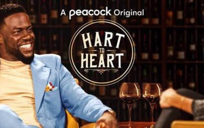 KEVIN HART TALK SHOW 'HART TO HEART' TO LAUNCH THURSDAY, AUGUST 5TH ON PEACOCK