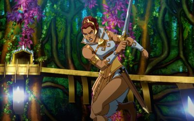 Sarah Michelle Gellar Gives a Voice to 'Masters of the Universe's' Female Heroine
