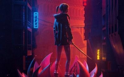 New Trailer & Poster for Blade Runner: Black Lotus Revealed