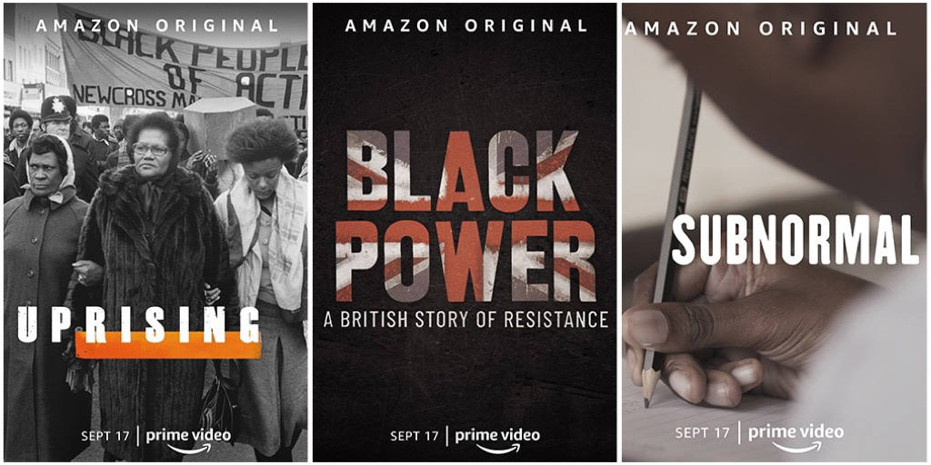 Three New Documentaries from Steve McQueen to Premiere September 17th on Amazon Prime Video