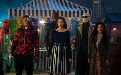 HBO Max Reveals Official Trailer For DOOM PATROL Season Three, Debuting September 23rd