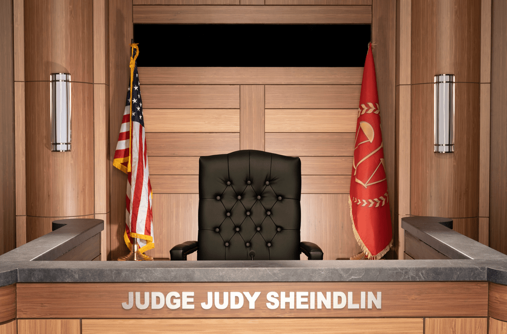 Television Icon Judge Judy Sheindlin Returns to the Courtroom with New IMDb TV Original Series, Judy Justice, Premiering November 1st