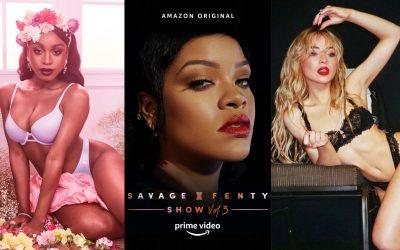 Normani, Erykah Badu, Sabrina Carpenter, Vanessa Hudgens, and Thuso Mbedu will be in Rihanna's Savage X Fenty Show Vol. 3